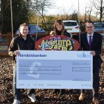 Voiteq raises over £5,000 for CAFT in 2017!