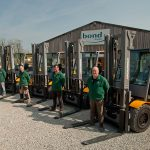 Bond Timber improves safety and drives efficiency with Jungheinrich
