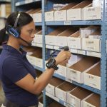 Renovotec Wearable Warehousing Device Promotion At Intralogistex 2017