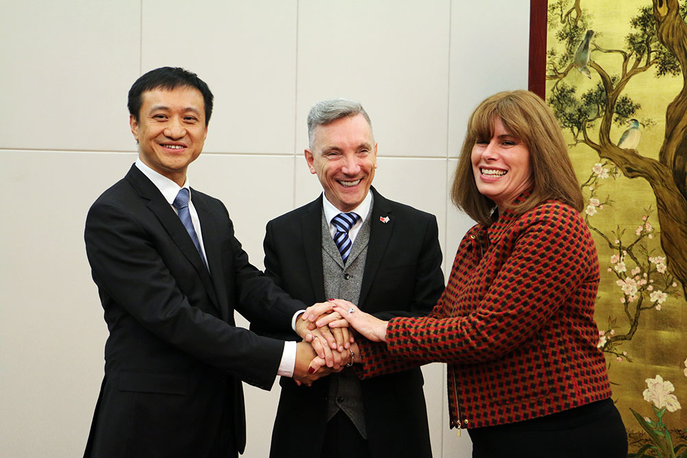 Global Sensor Centre Strikes China Deal