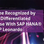 Mindtree Recognised by ISG for Differentiated Expertise with SAP HANA and SAP Leonardo