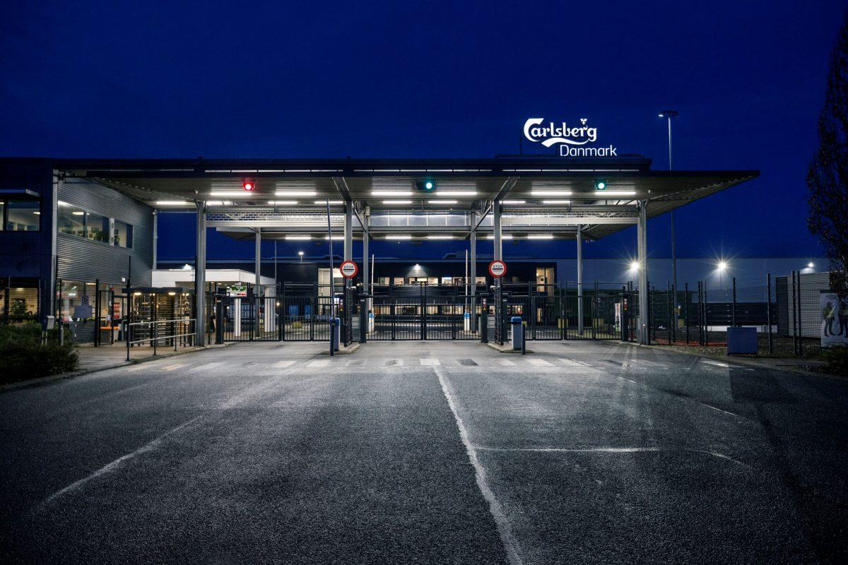 Carlsberg Benefits From Lighting Upgrade