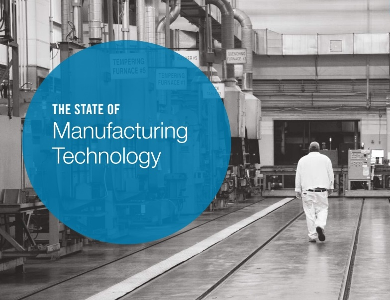 Breakthrough Technologies Impacting Manufacturing and the Way We Make Things