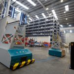 Siemens improves service with new future proof warehouse