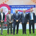 TATA MOTORS AND MICROLISE CELEBRATE 100,000TH TATA FLEETMAN TELEMATICS CONNECTION