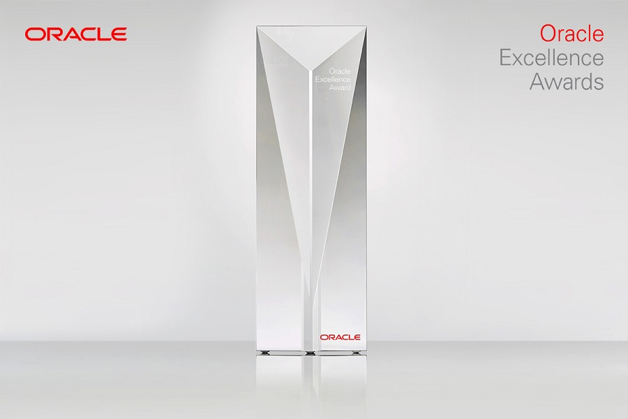 Business Reply Wins Prestigious Oracle Excellence Award for Specialized Partner of the Year – EMEA in ERPM Cloud