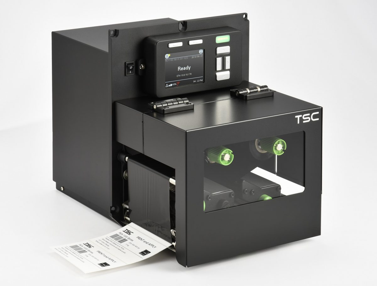 Faster, reliable and programmable – Marking solutions optimized by TSC Auto ID's new print mechanism