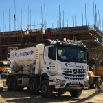 Volumetric Concrete operator all set with TruTac for new HGV rules