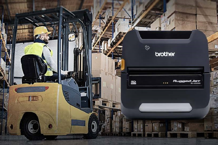 Brother Expands Its Premier Portfolio of RuggedJet Mobile Printers