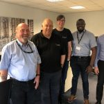 Dematic's MU Engineering Team moves to Wellingborough