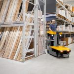Jungheinrich's New EKM 202: Versatile Small Parts Order Picker with Double Capacity