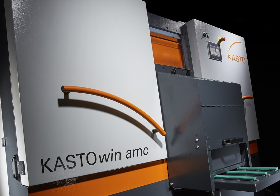 KASTO saw performs convincingly in the NextGenAM project