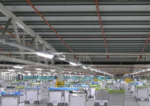 Kroger to build automated warehouse 'shed' near Cincinnati