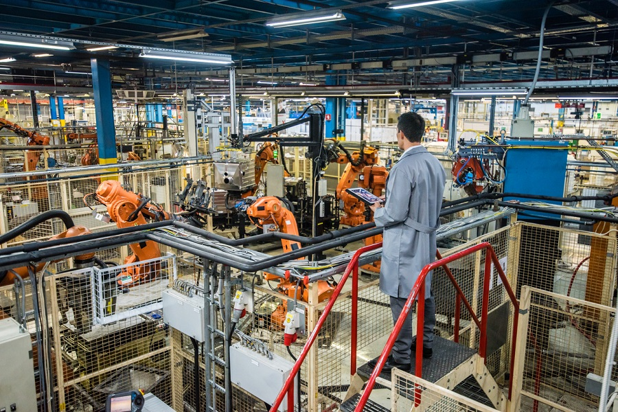 Touchpath Launches One-Stop Manufacturing Management System - IT