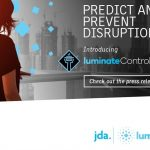 "JDA Launches Luminate Control Tower – ""Digital Nerve Center"""