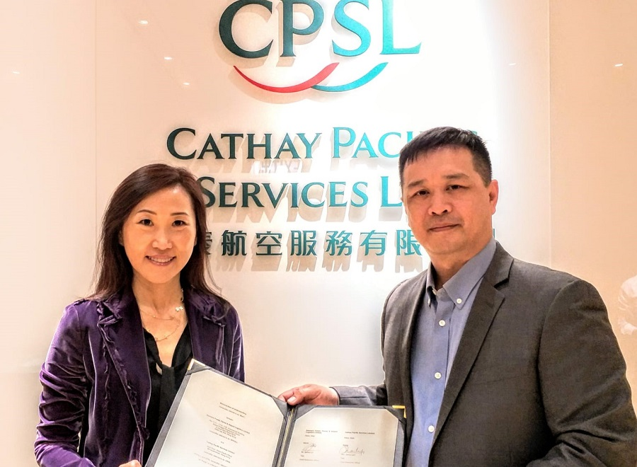 Siemens and Cathay Pacific Services enter into cooperation in Hong Kong