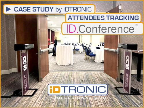 Visitor Registration made easy with RFID Technology from iDTRONIC