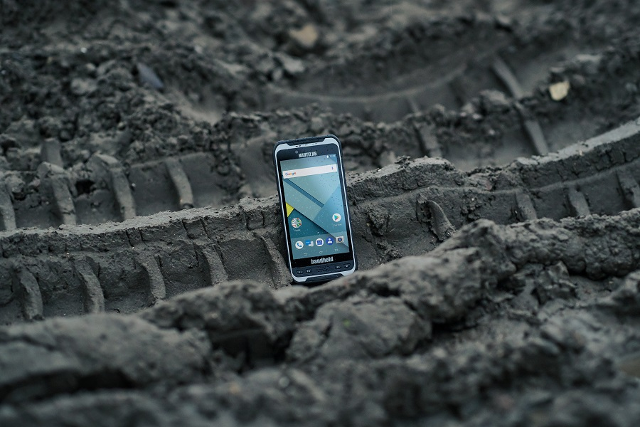 Handheld launches a new ultra-rugged Android phablet, the NAUTIZ X6