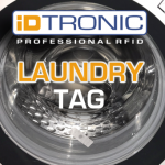 iDTRONIC's RFID Polyester Laundry Tag: Reliably Identify Textiles with a Robust Polyester Tag