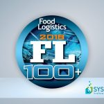Just Ahead of Winter Fancy Food Show, SYSPRO Again Named in Food Logistics' 2018 FL100+ Top Software and Technology Providers