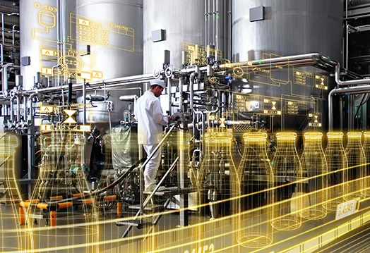 The Food & Beverage Industry Increasingly Adopts IIoT to Enable End-to-end Traceability in the Supply Chain