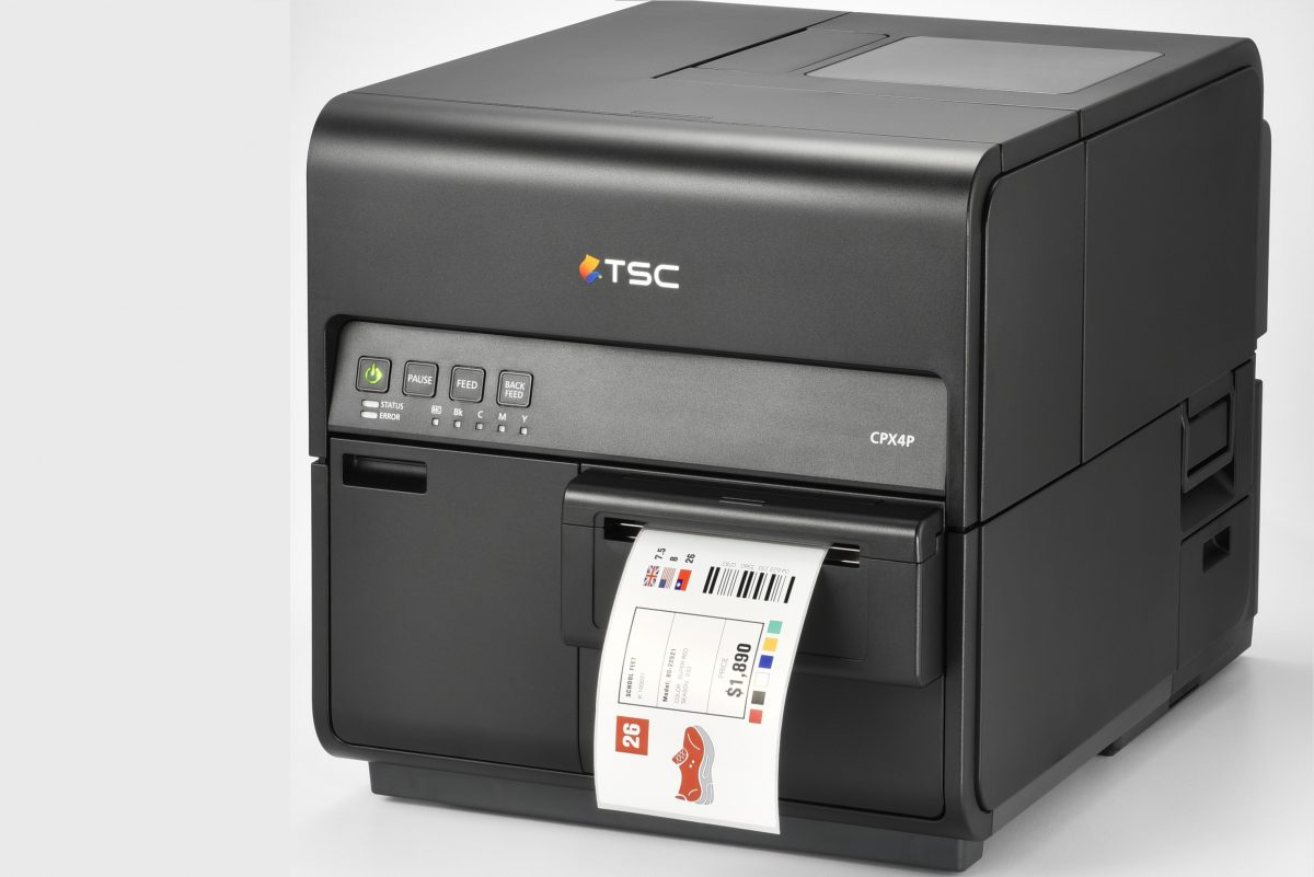 TSC Auto ID to Present First Colour Printer Series at LogiMAT