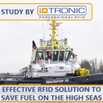 Effective RFID Solution to save Fuel on the High Seas