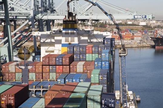 IBM tests 'Track and Trace' for container shipping