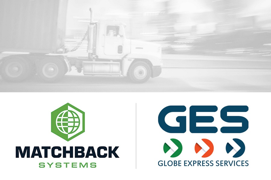 GLOBE EXPRESS SERVICES JOINS MATCHBACK SYSTEMS CUSTOMER BASE