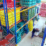 Supply Chains in Beverage Logistics: Increase in Transport Efficiency with inconsoS/TPS