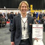 Command Alkon's COMMANDbatch Named Best Product in Show at the UK Concrete Show