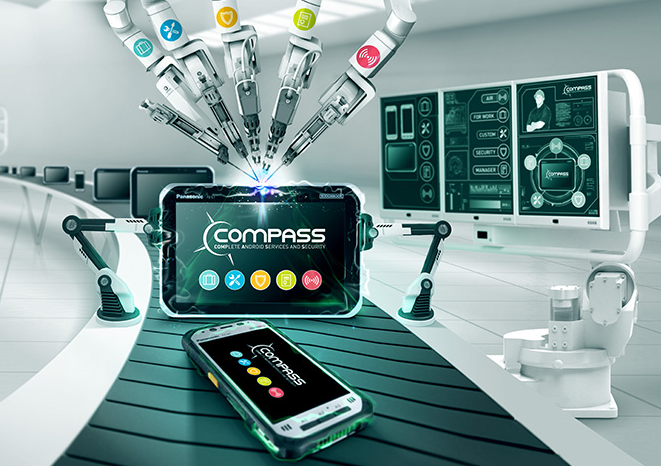 Panasonic COMPASS 2.0 delivers next generation of Android enterprise management tools