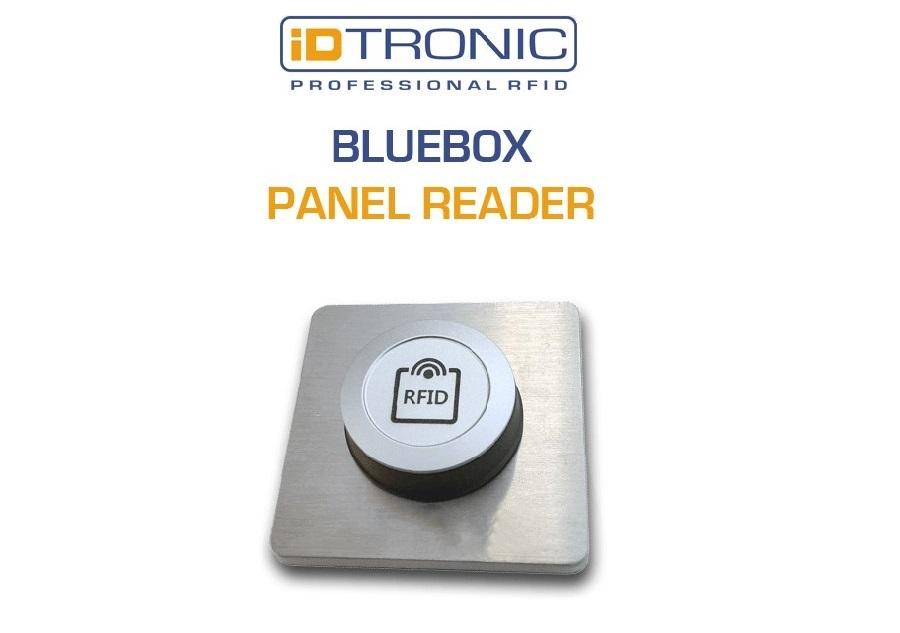 iDTRONIC's BLUEBOX Line: New RFID Panel Reader