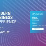 3 Shows In One Location – Oracle Modern Business Experience