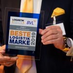 "Jungheinrich again honored as ""Beste Logistik Marke"""