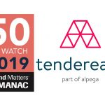 TenderEasy, part of Alpega Group, Named 2019 Top 50  Provider by Spend Matters