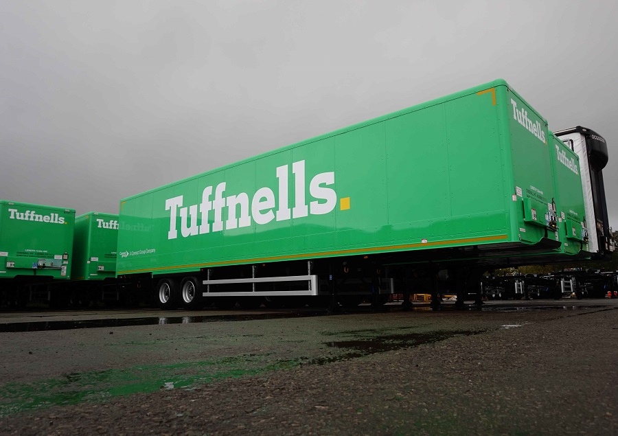 TUFFNELLS PUTS SAFETY IN THE DRIVING SEAT WITH NEW INITIATIVE