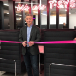T-Systems opens new London office and appoints regional leader