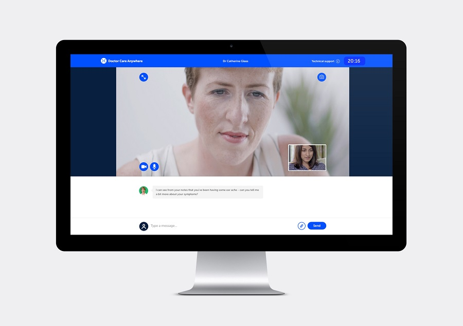 Doctor Care Anywhere uses digital messaging platform to improve continuity of patient care and address security challenges