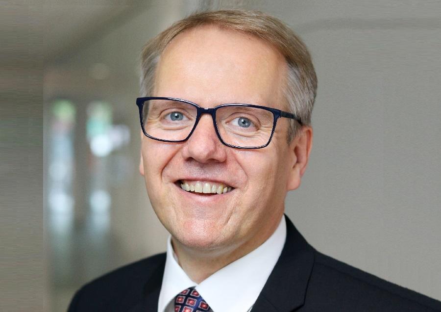 Dirk Franke is reinforcing PTV's management team