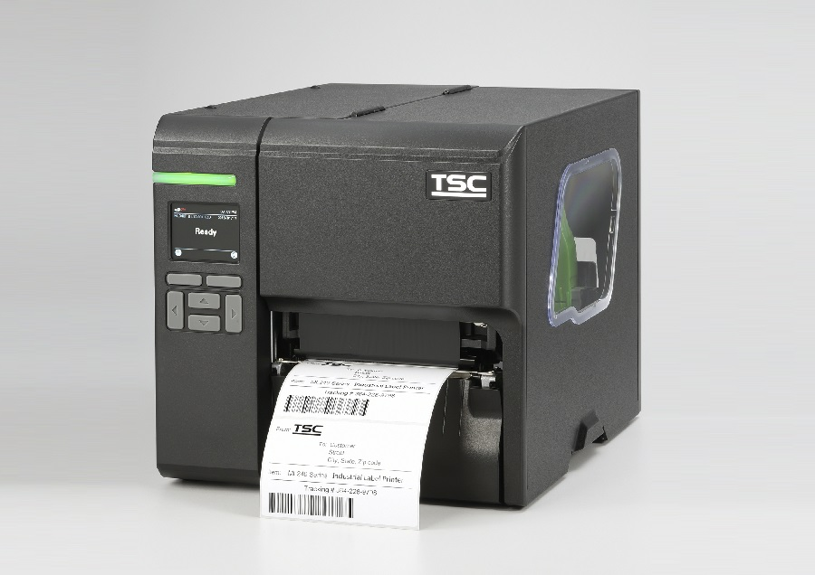 TSC Auto ID launches most compact industrial barcode printer series