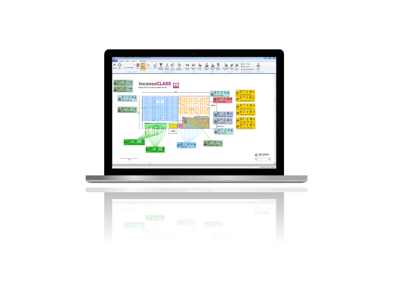 Add-on of the inconso Logistics Suite creates prerequisite for process optimization from warehouse to yard