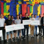 TH Mittelhessen University of Applied Sciences (THM) and inconso Present Awards