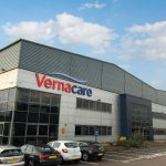 Vernacare consolidates two sites into one with Jungheinrich very narrow aisle racking solution