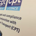 Compliance Quadruple for TruTac at Coach & Bus UK 19