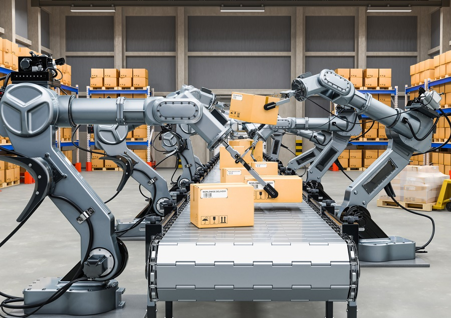 New Red Ledge supply chain technology powers systems innovation at Robotics & Automation 2019