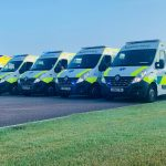 TomTom Telematics helps Kent Central Ambulance Service to deliver patients on time 97% of the time