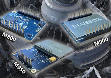 iDTRONIC optimizes its BLUEBOX RFID Embedded UHF Module Series