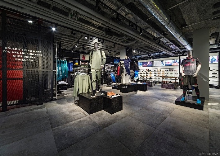 70 Million Goods per Year: inconso and BLG LOGISTICS Have PUMA's Back