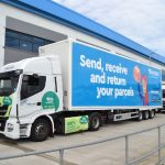 Hermes increases Green Fleet as part of Sustainability Drive